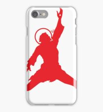 Air Jesus Solo by Tai's Tees iPhone Case/Skin