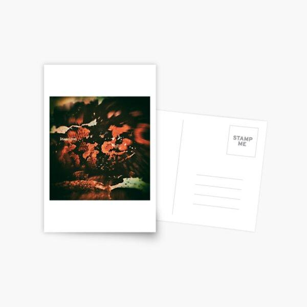 Dissolved: Modern Mineralogy  Postcard