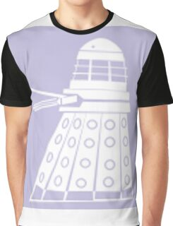 Space Tower Graphic T-Shirt