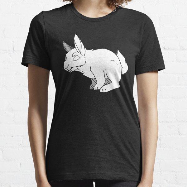 White rabbit Essential T-Shirt