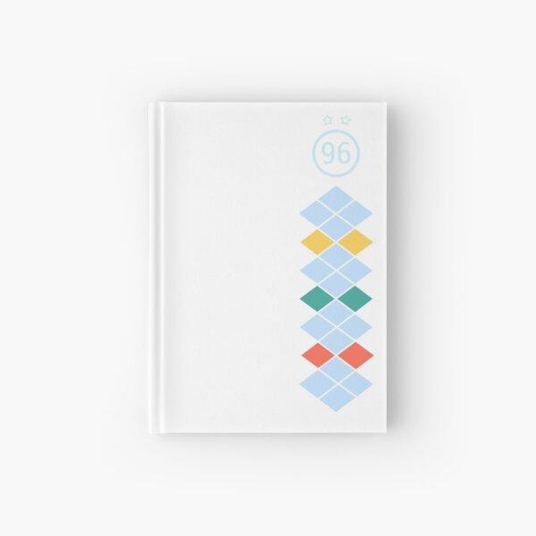 KC Soccer Rainbow Argyle Hardcover Journal