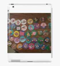 Nintendo Pogs  iPad Case/Skin