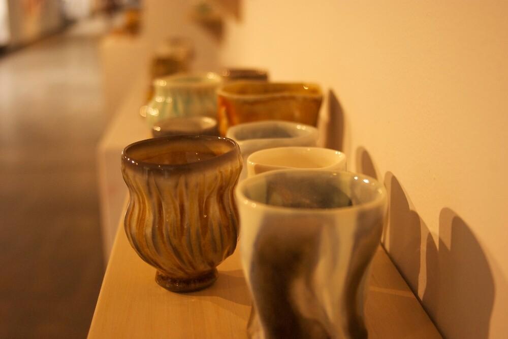 Cups by Linny Dee