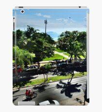 Santos, Brazil iPad Case/Skin