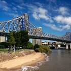 Brisbane's Story Bridge by Edwin Davis
