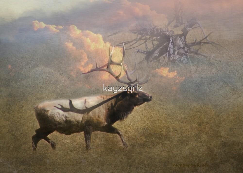 Elk Bugle by kayzsqrlz