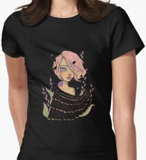 Changeling Girl Womens Fitted T-Shirt