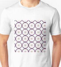 Bike wheel pattern (bigger) T-Shirt