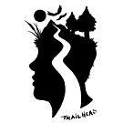 TrailHead - Black  by bangart