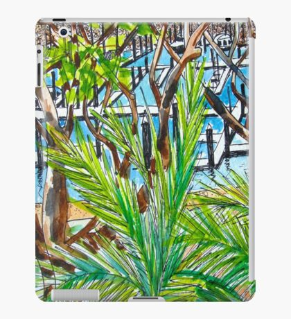Shingley Beach iPad Case/Skin