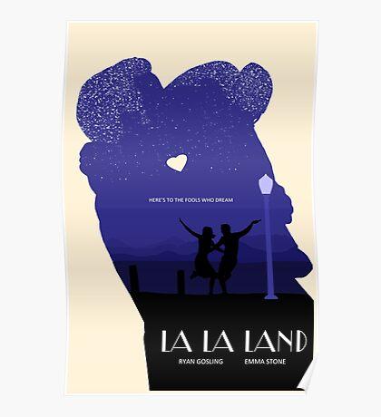 La La Land Poster Print Poster