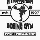 Hitmonchan Boxing Gym | Gray by RJ Balde