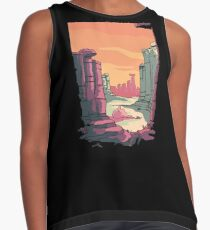 Bounty - Journey Begins at Sunset Contrast Tank