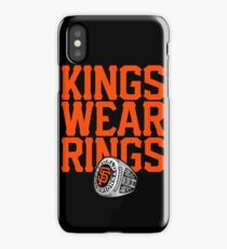 Giant Amongst Kings iPhone Case