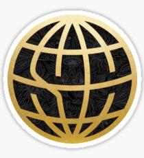 State Champs Logo Sticker