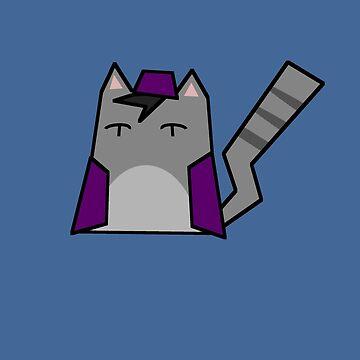 Aladdin Cat by Rjcham