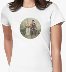 The Enchanted Forest Womens Fitted T-Shirt