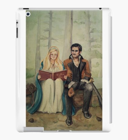 The Enchanted Forest iPad Case/Skin