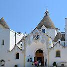Trulli church by Arie Koene