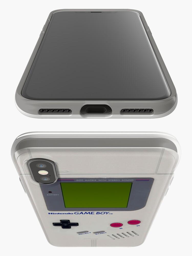 Vista alternativa de Vinilos y fundas para iPhone Gameboy