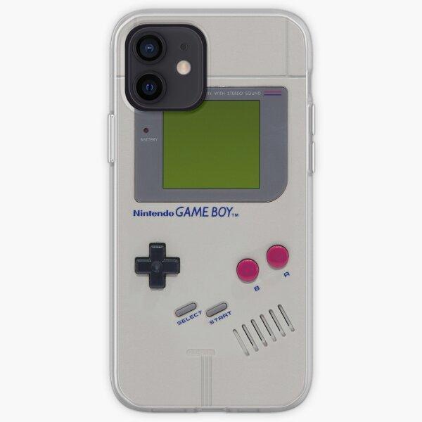 Gameboy iPhone Soft Case