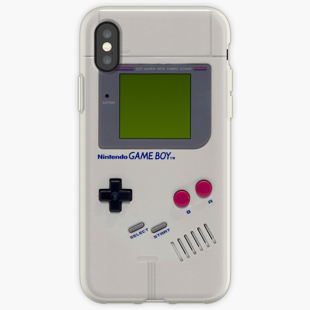 Gameboy Vinilos y fundas para iPhone