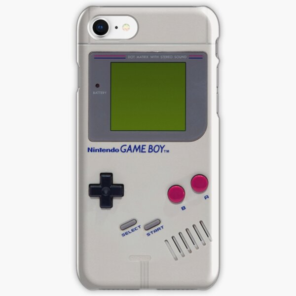 Gameboy iPhone Snap Case