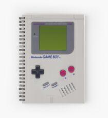 Gameboy Spiral Notebook