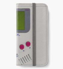 Gameboy iPhone Wallet/Case/Skin
