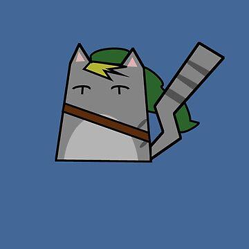 Link Cat by Rjcham