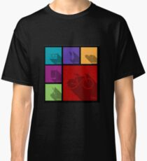 Creative hipster accessories Classic T-Shirt