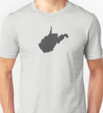 West Virginia Plain T-Shirt