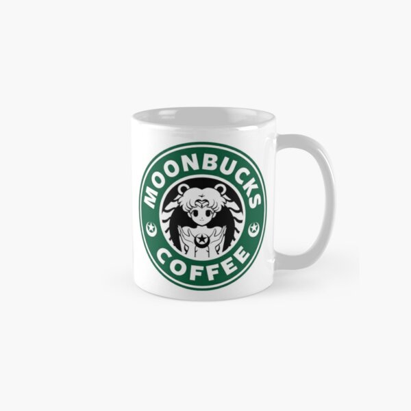Moonbucks Coffee Classic Mug