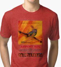 Airport 1975 Tri-blend T-Shirt
