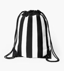 Stripes Drawstring Bag
