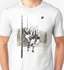 Footballers - going for it! Unisex T-Shirt