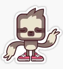 Sloth Chill Sticker