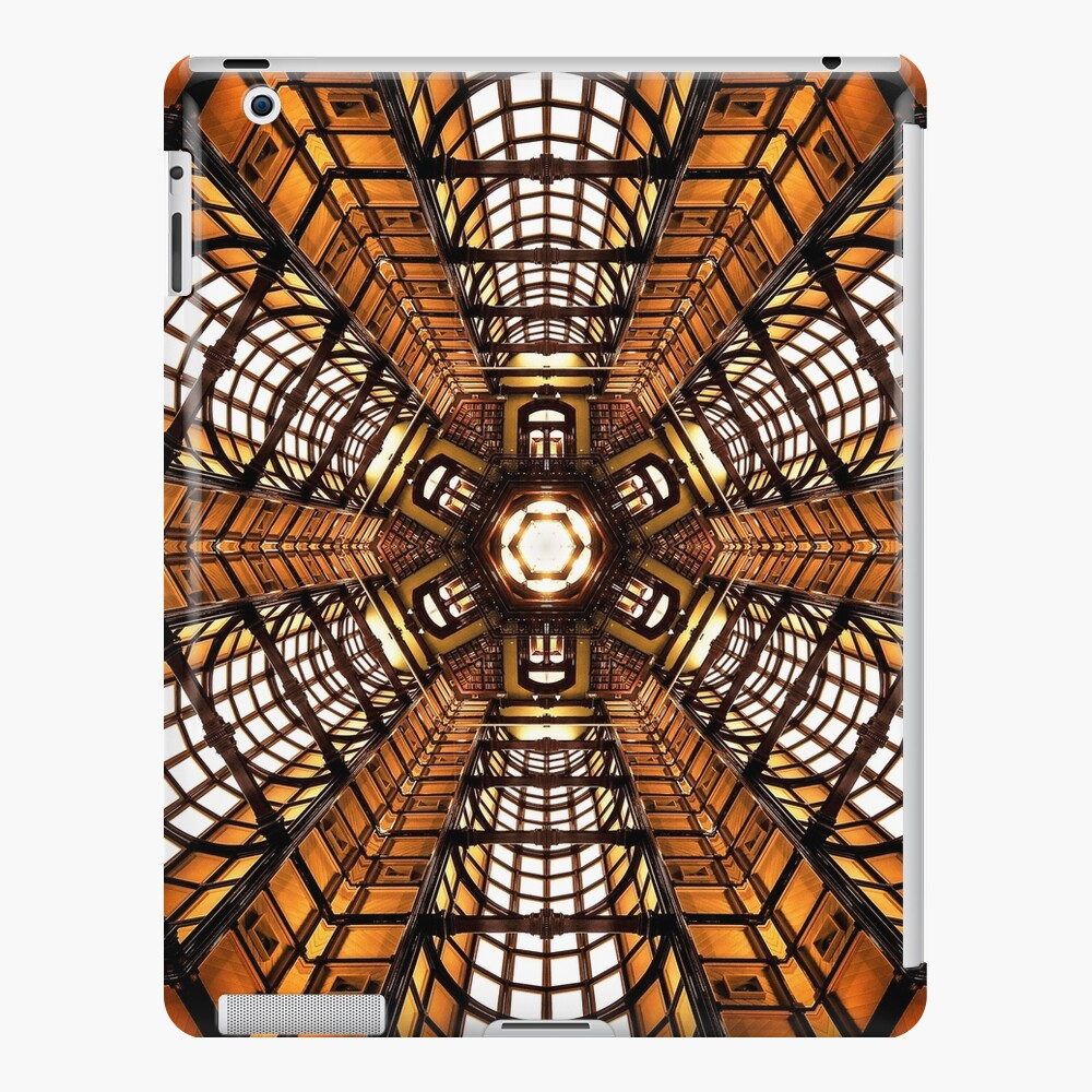 Chamber of Gold iPad Case & Skin
