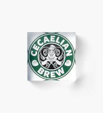 Cecaelian Brew Acrylic Block