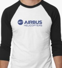 Airbus Helicopters Men's Baseball ¾ T-Shirt
