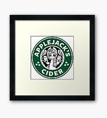 Applejack's Cider Framed Print