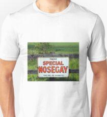 Nosegay cigarette poster Unisex T-Shirt