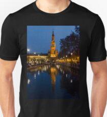 Plaza de Espana at night - Seville T-Shirt