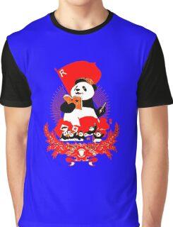 China Propaganda - Panda Graphic T-Shirt