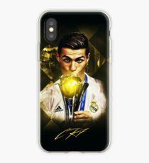 """Cristiano Ronaldo bezeichnete das Jahr 2016 als """"das beste Jahr meiner Karriere"""" iPhone-Hülle & Cover"""