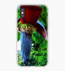 banana - platano iPhone Case