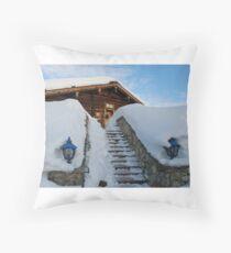 Hochkoenig - Austria Throw Pillow