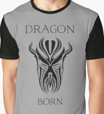 DRAGONBORN Graphic T-Shirt