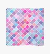 Watercolor Lovely Pattern Scarf