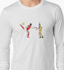 Giroud Scorpion Long Sleeve T-Shirt